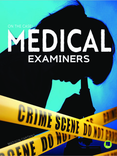 Medical Examiners