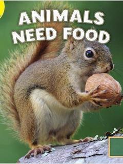 Animals Need Food