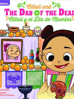 Citlali and the Day of the Dead: Citlali y el Día de Muertos