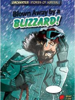 Blown Away by a Blizzard!