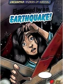 Flattened by an Earthquake!