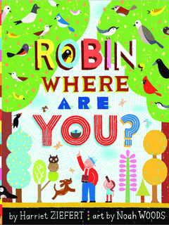 Robin Where Are You?