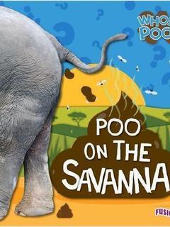 Poo on the Savanna