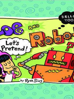 Zoe And Robot