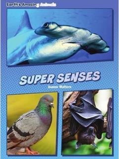 Animal Superpowers: Super Senses