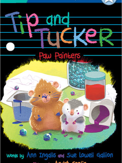 Tip and Tucker:  Paw Painters