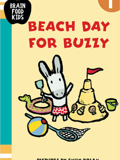 Beach Day for Buzzy
