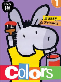 Buzzy & Friends: Colors