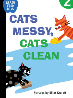 Cats Messy, Cats Clean