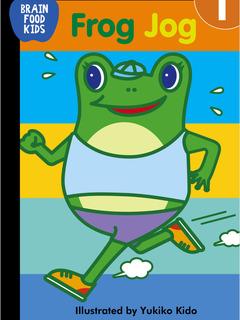 Flip-a-Word: Frog Jog