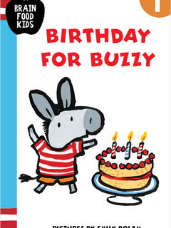 Birthday for Buzzy