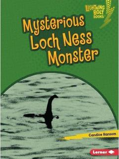 Mysterious Loch Ness Monster