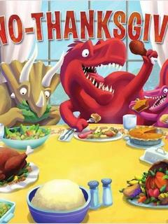 Dino-Thanksgiving