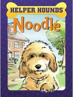 Noodle Helps Gabriel Say Goodbye