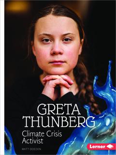 Greta Thunberg: Climate Crisis Activist
