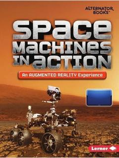 Space Machines in Action: An Augmented Reality Experience