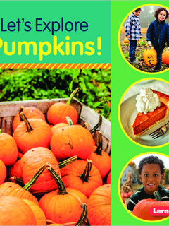 Let's Explore Pumpkins!