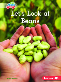 Let's Look at Beans