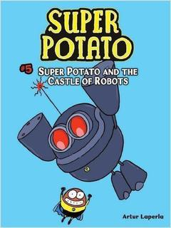 Super Potato and the Castle of Robots