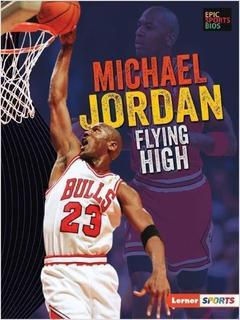 Michael Jordan Flying High