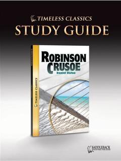 Robinson Crusoe Study Guide