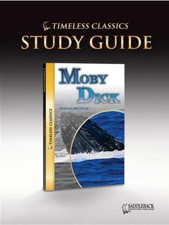 Moby Dick Study Guide