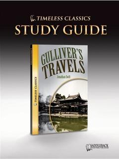 Gulliver's Travels Study Guide