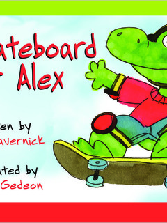 A Skateboard for Alex