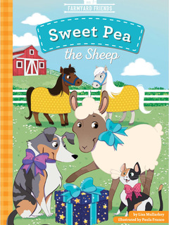 Sweet Pea the Sheep