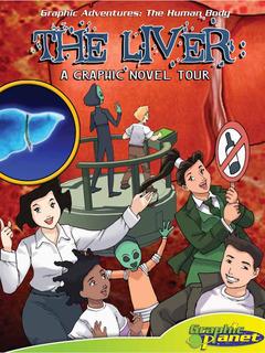 The Liver:A Graphic Novel Tour