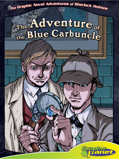 Adventure of the Blue Carbuncle