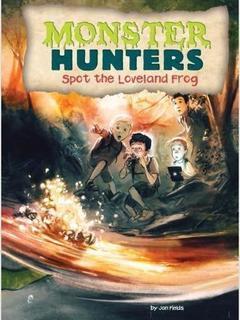 Spot the Loveland Frog