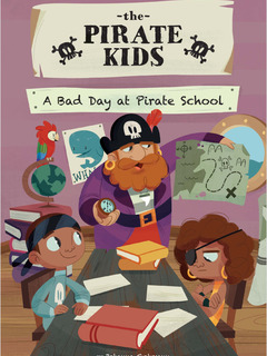 A Bad Day at Pirate School