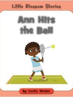 Ann Hits the Ball