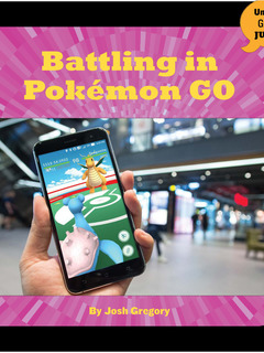 Battling in Pokémon GO