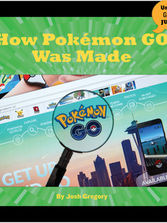 How Pokémon GO Was Made