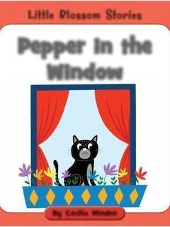 Pepper in the Window