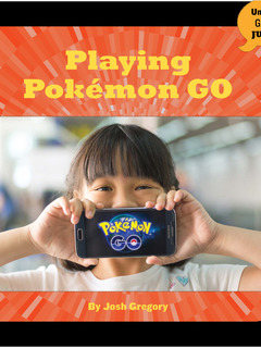 Playing Pokémon GO