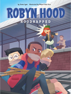 Hoodnapped: Book 3