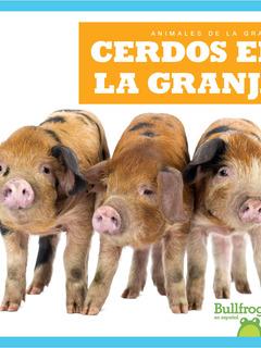 Cerdos en la granja