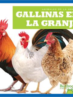 Gallinas en la granja