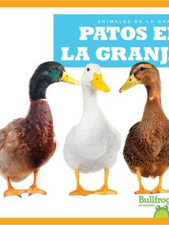 Patos en la granja