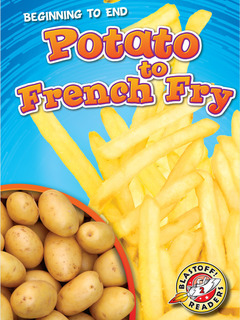 Potato to French Fry