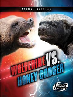 Wolverine vs. Honey Badger