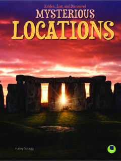 Mysterious Locations