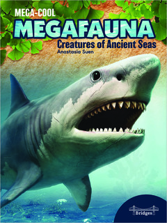 MEGA Creatures of Ancient Seas