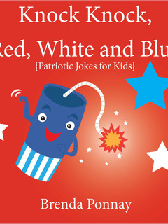 Knock Knock, Red, White, and Blue!