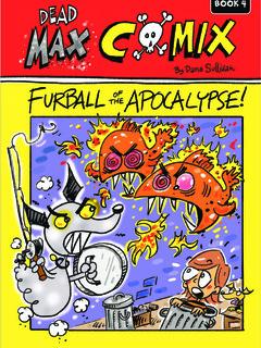 Book 4: Furball of the Apocalypse!