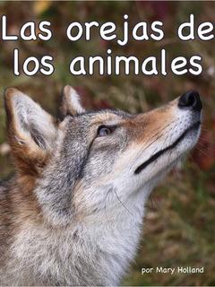 Las orejas de los animales