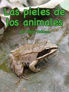 Las pieles de los animales